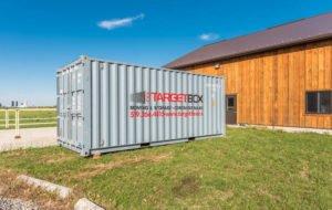 Portable Storage - Woodstock Ontario - TargetBox