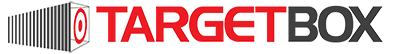 TargetBox Container Rental & Sales Logo