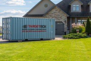 Residential Storage - TargetBox Container Rental & Sales