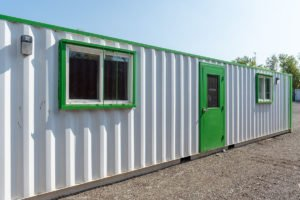 Shipping Container Modifications - TargetBox Container Rental & Sales