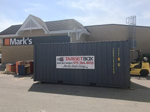 Commercial Storage Units - TargetBox Ontario