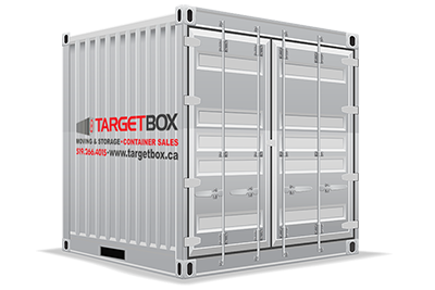 10 feet container unit - TargetBox Ontario