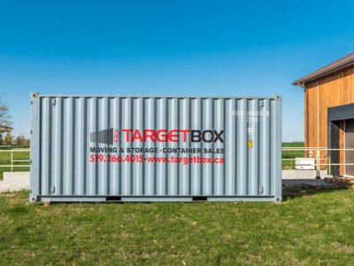 10 Surprising Usages for a Portable Storage Container - TargetBox Ontario Inc.