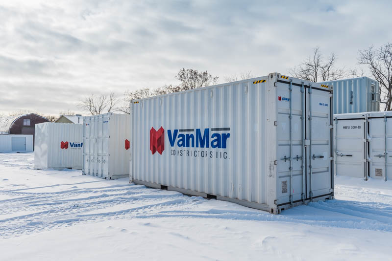 Container Sales & Modifications - Kitchener Ontario - TargetBox