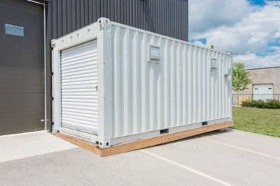 Container Sales & Modifications - London Ontario - TargetBox