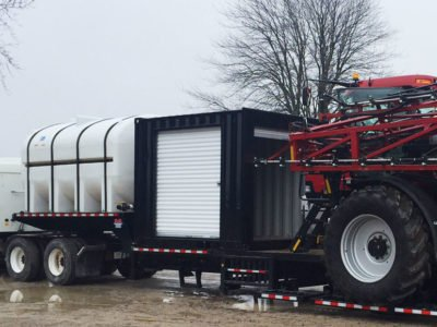 Container Sales & Modifications - Woodstock Ontario - TargetBox