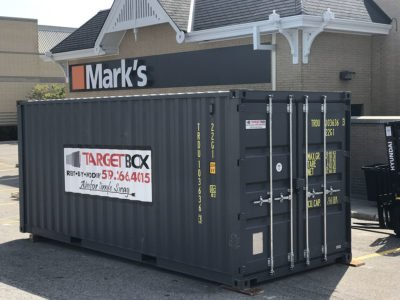 How Shipping Containers Can Save Your Business Money - TargetBox Ontario
