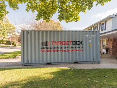 I Need a Storage Unit, Should I Rent or Buy - TargetBox Ontario