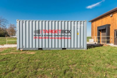Moving Unit - Guelph Ontario - TargetBox