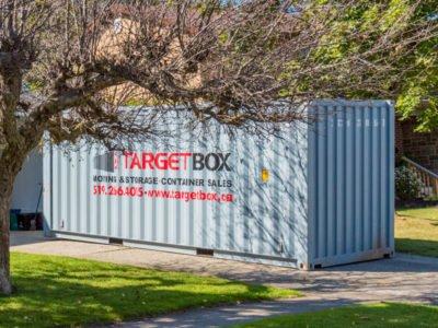 Moving Unit - Woodstock Ontario - TargetBox