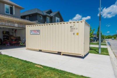 Moving Units - Cambridge Ontario - TargetBox