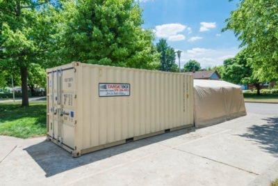 Moving Units - Kitchener Ontario - TargetBox