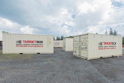 Portable Storage - Cambridge Ontario - TargetBox