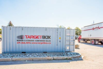 Portable Storage - Guelph Ontario - TargetBox