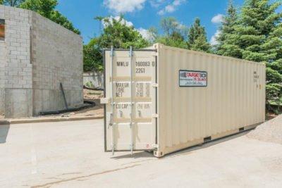 Portable Storage - Kitchener Ontario - TargetBox