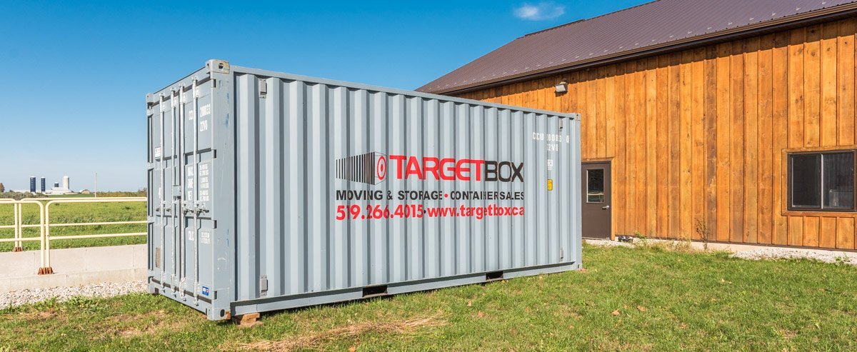 TargetBox Container Rental