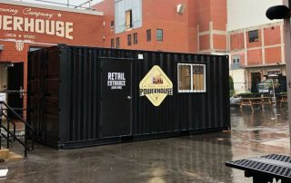 20 feet Container Office - TargetBox Shipping Containers