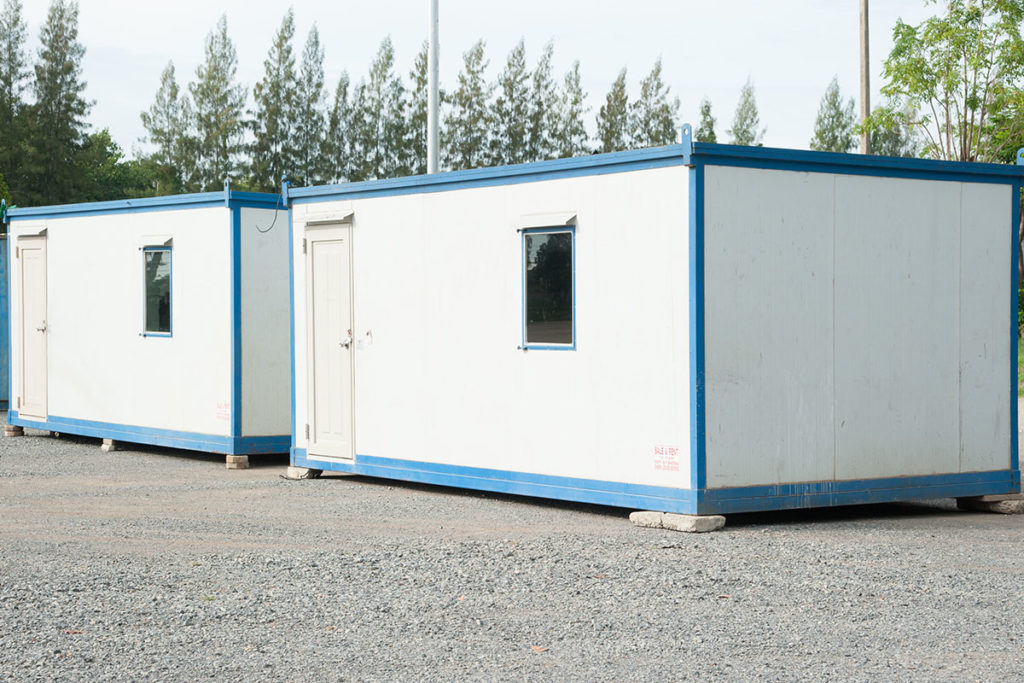 Mobile Office Units - TargetBox