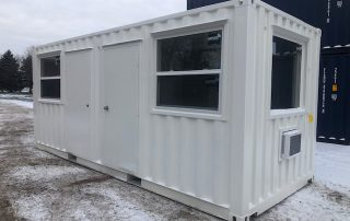 Sea Container Office - TargetBox Container Rentals and Sales