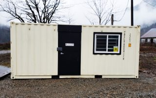 Mobile Container Office - TargetBox