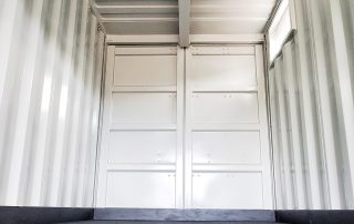 interior modification shipping container - TargetBox