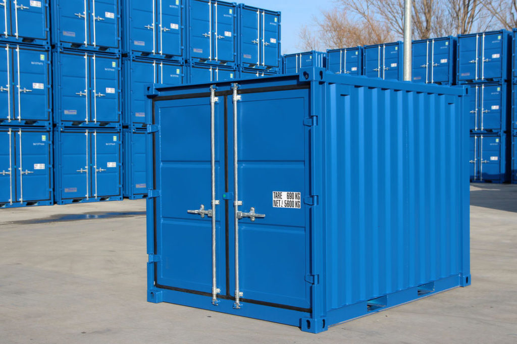 10ft shipping container sales - TargetBox