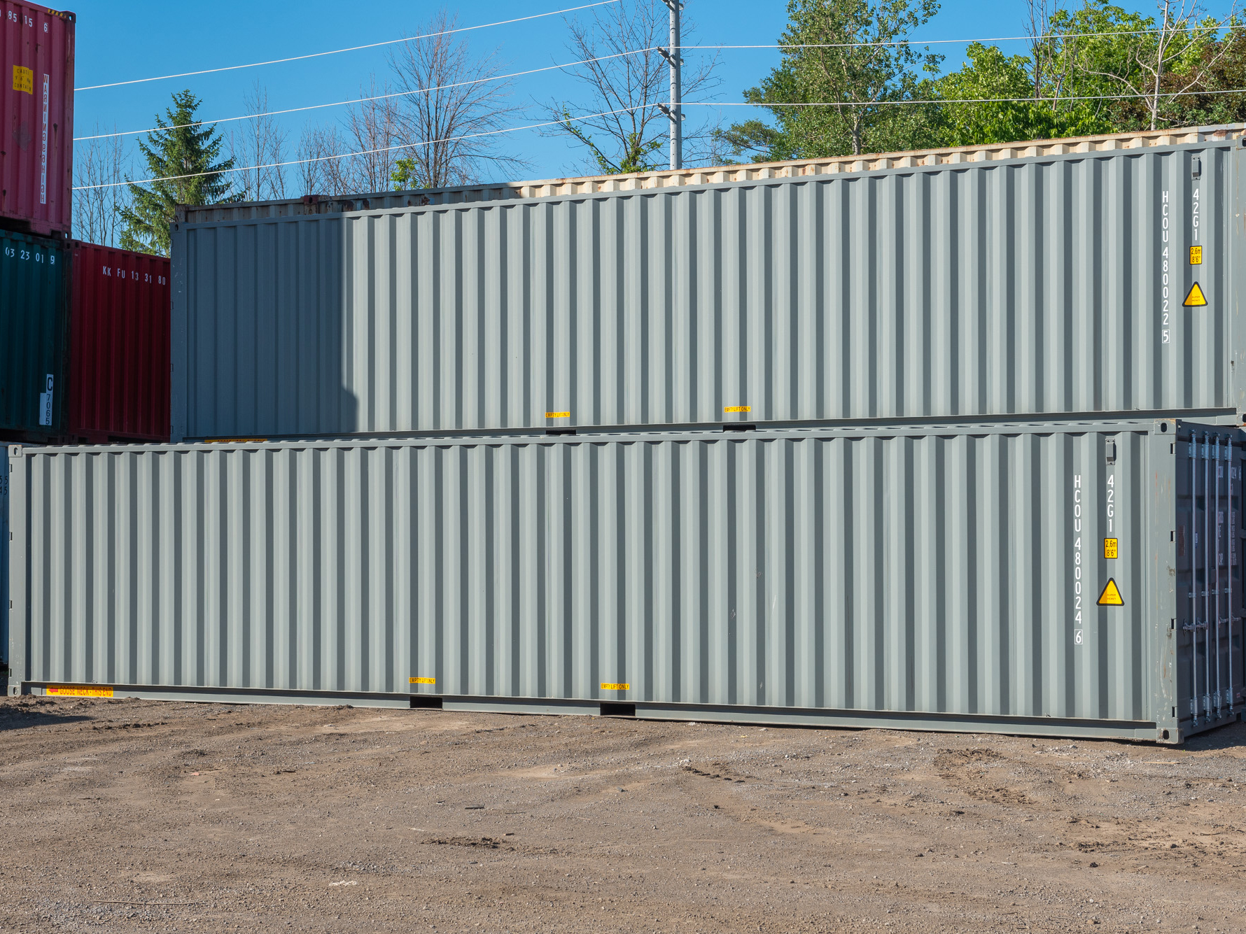 40ft New Shipping Container for sale