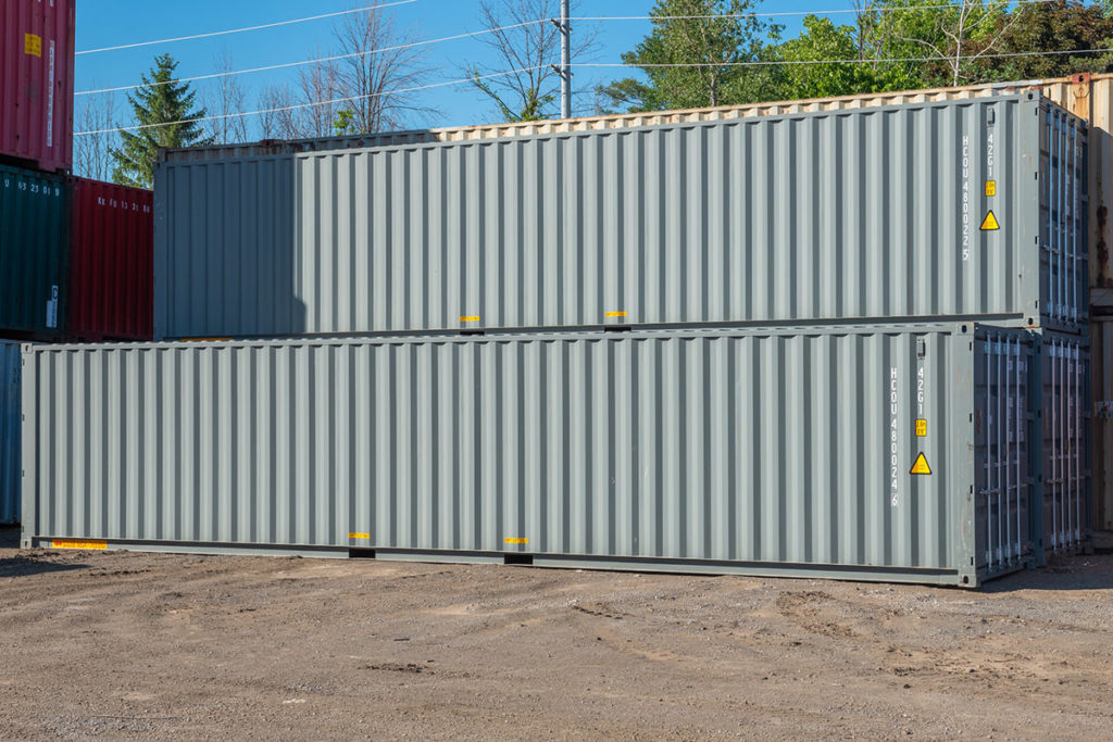 40ft Shipping Container - TargetBox
