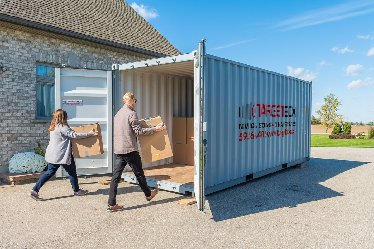 Shipping Container Rental & Sales in Kitchener, ON