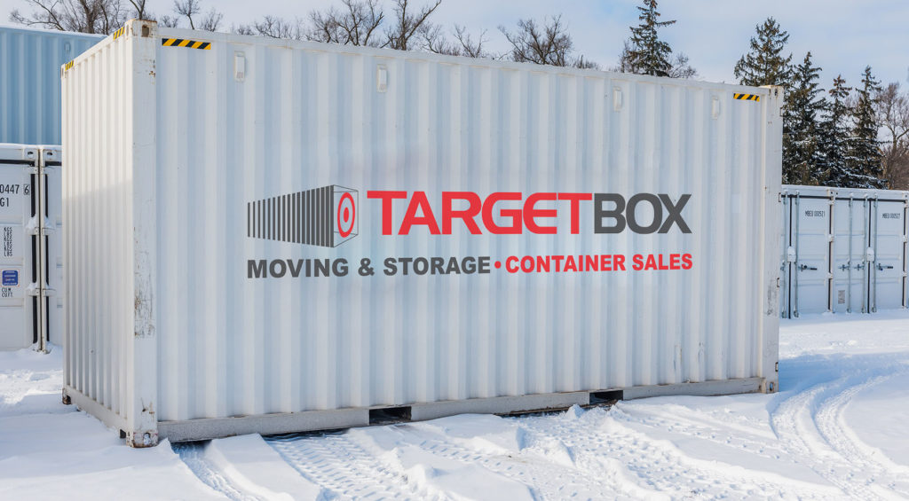 4 ways to use a portable storage unit during winter - TargetBox Containers