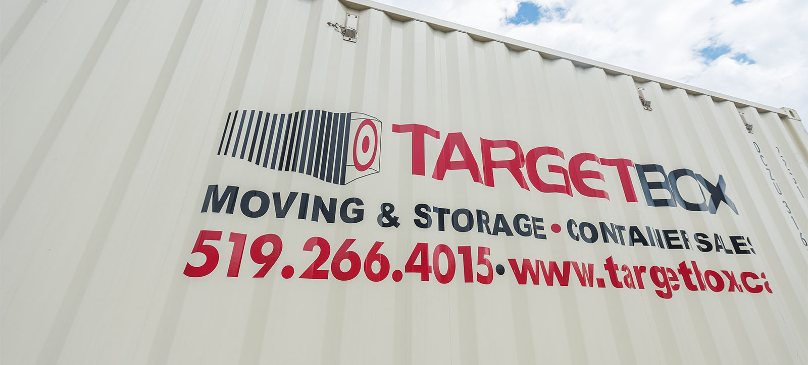 Portable Storage Units For Winter Storage - TargetBox Container Rentals & Sales