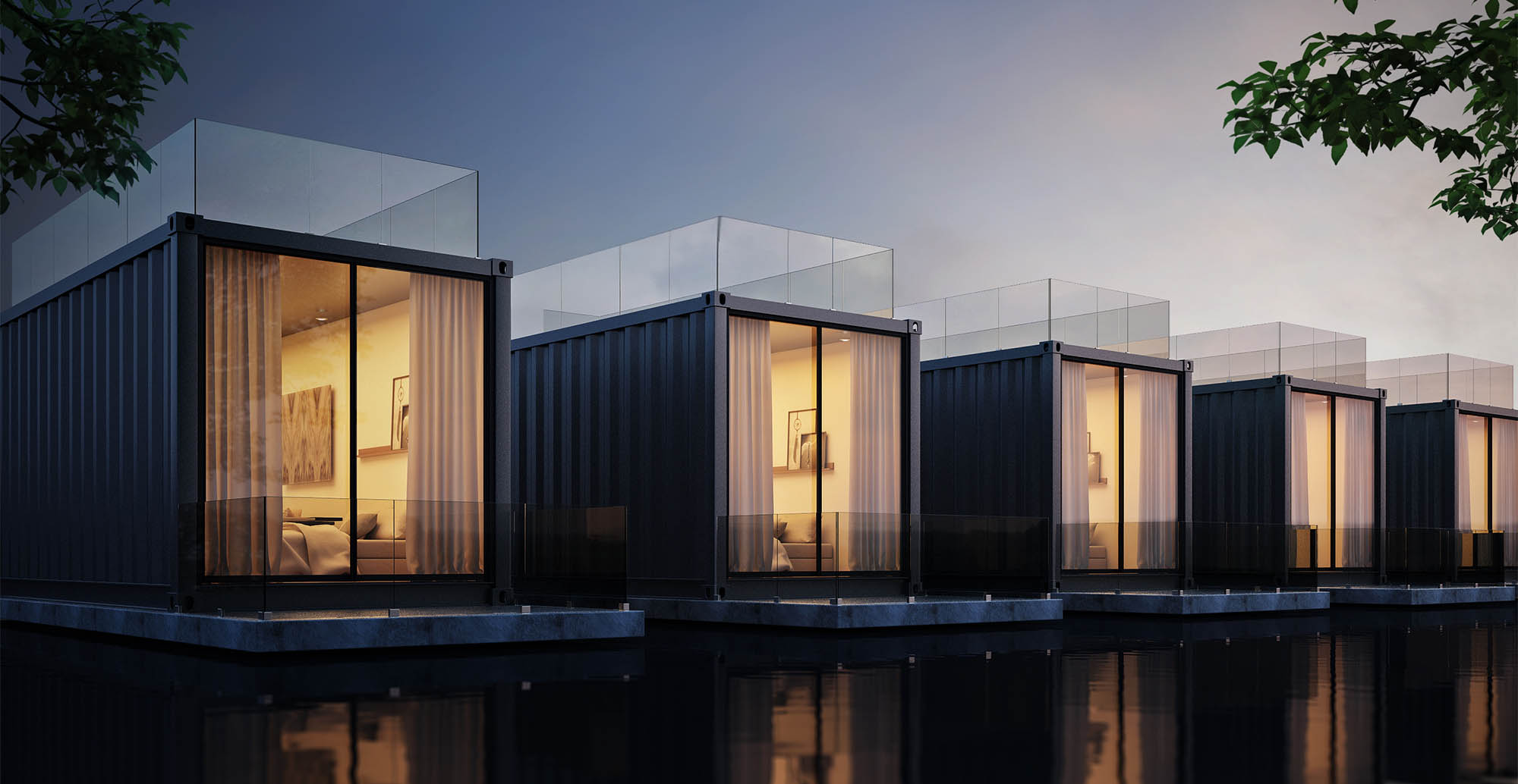 6 shipping container homes that you can buy right now - Pictures of container homes ...