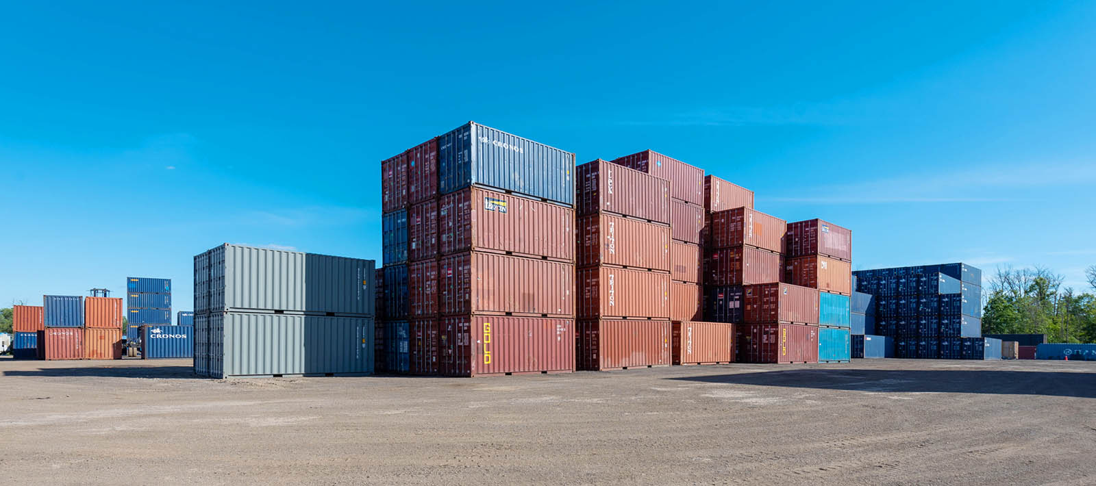 4 reasons why renting a shipping container could be a better option than buying one