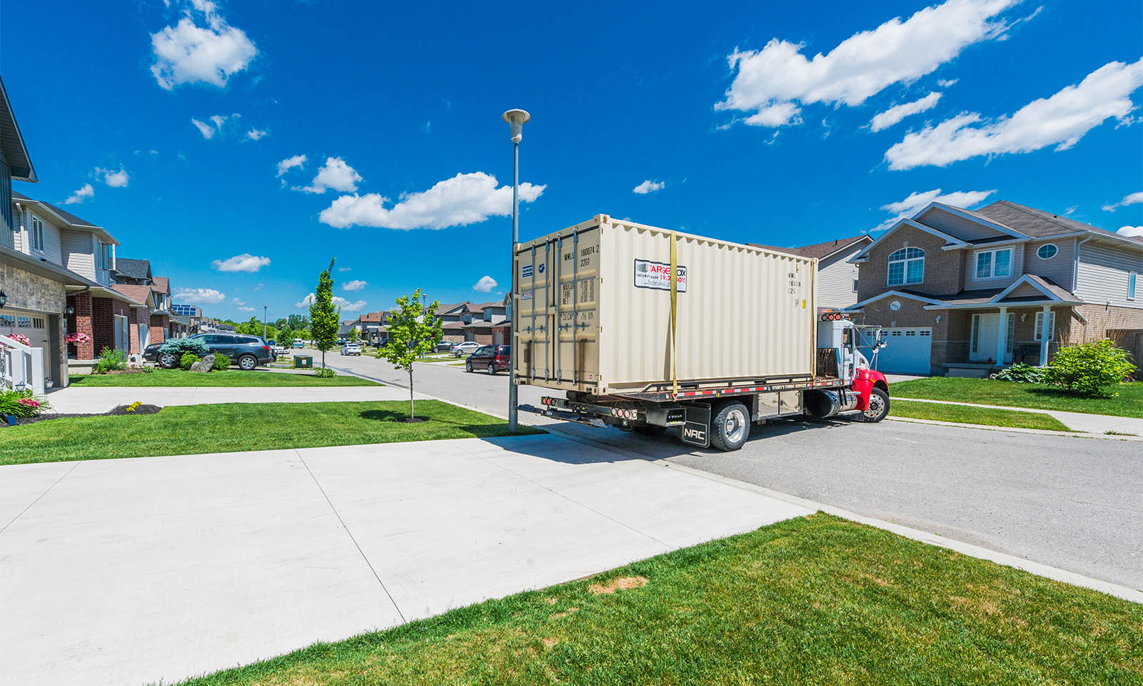 Shipping Container Rental & Sales in BC - TargetBox Containers