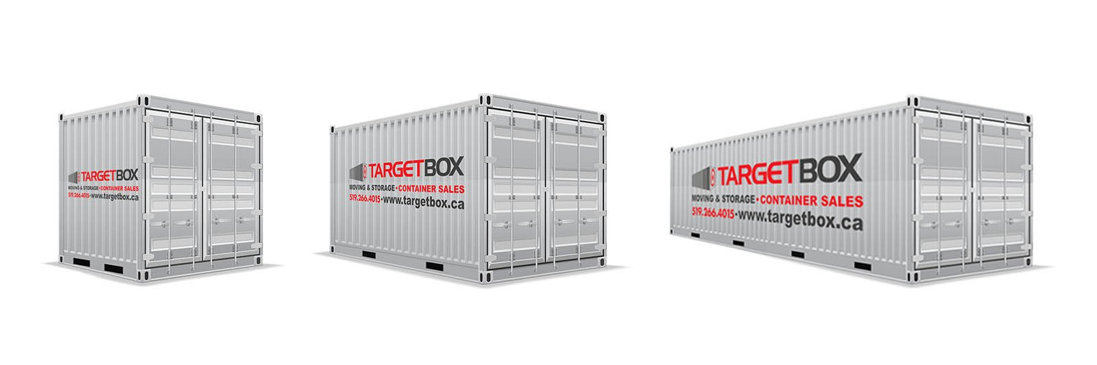 Shipping Container Sizes - TargetBox Containers