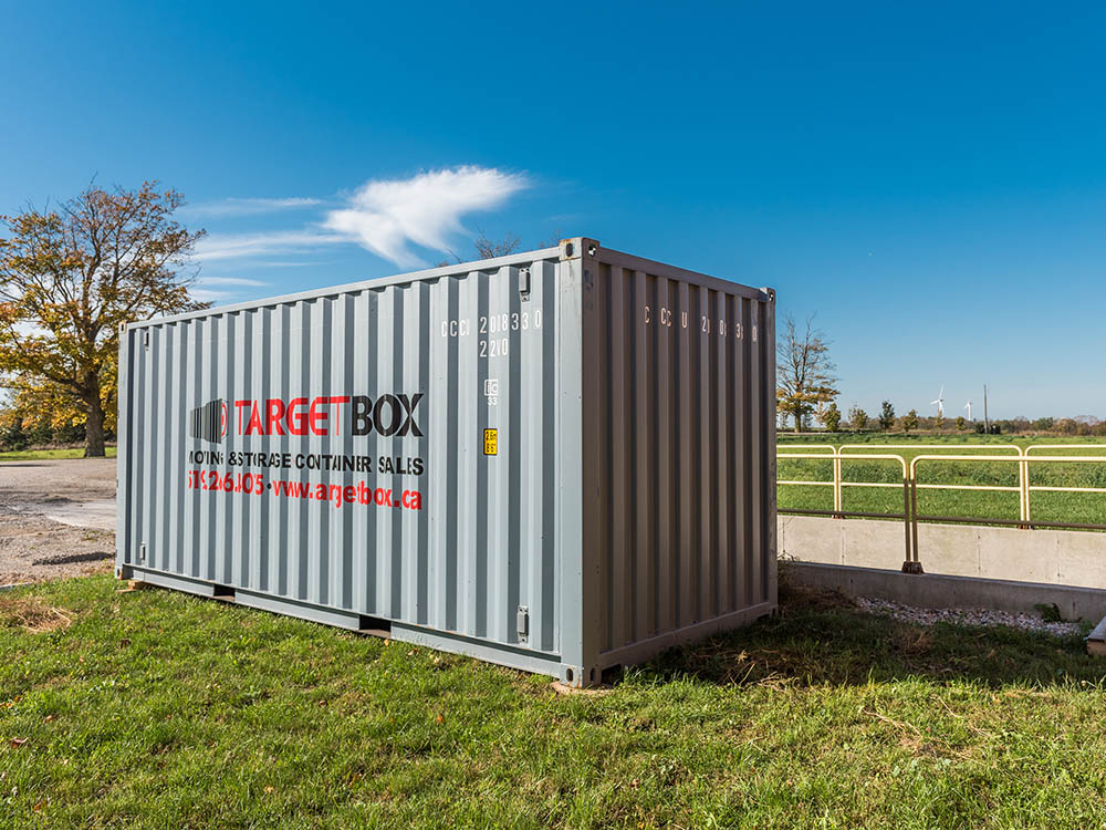 Chilliwack Storage Containers Commercial