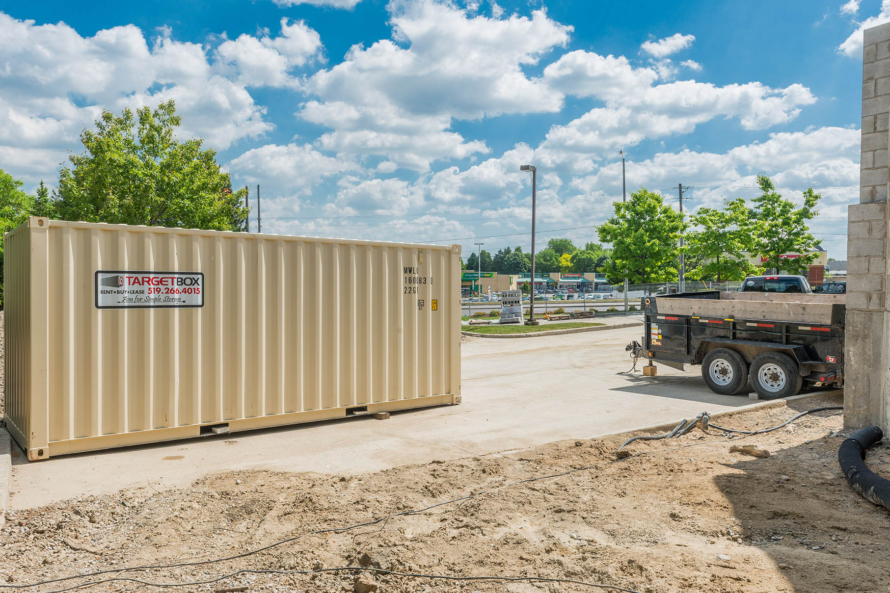 Portable Storage in Guelph - TargetBox Container Rental ...