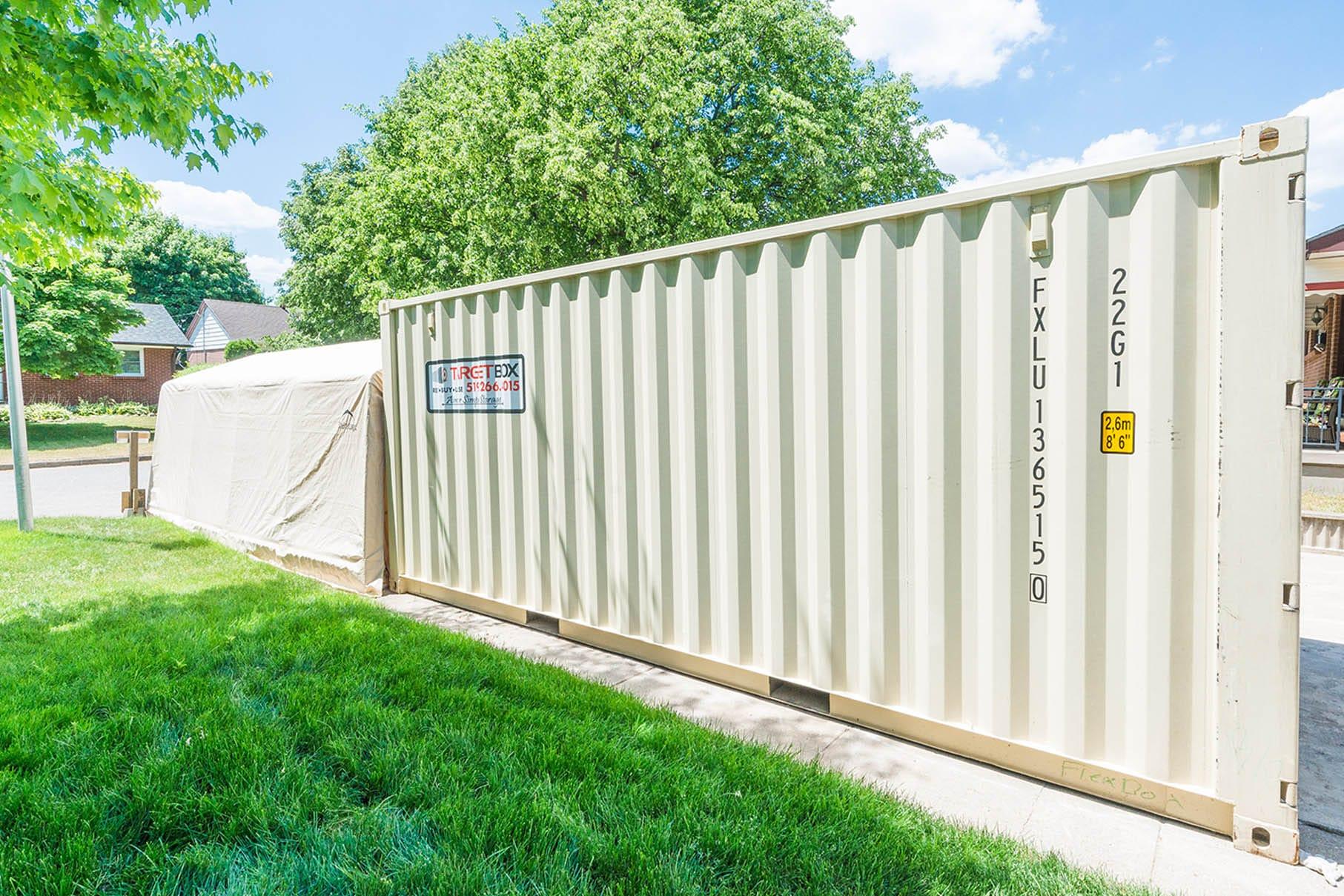 Kitchener Event Storage
