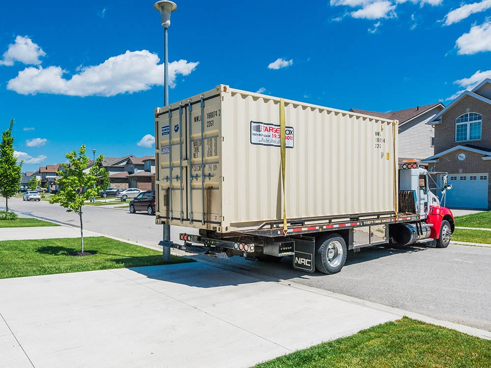 Residential Storage Containers in Abbotsford
