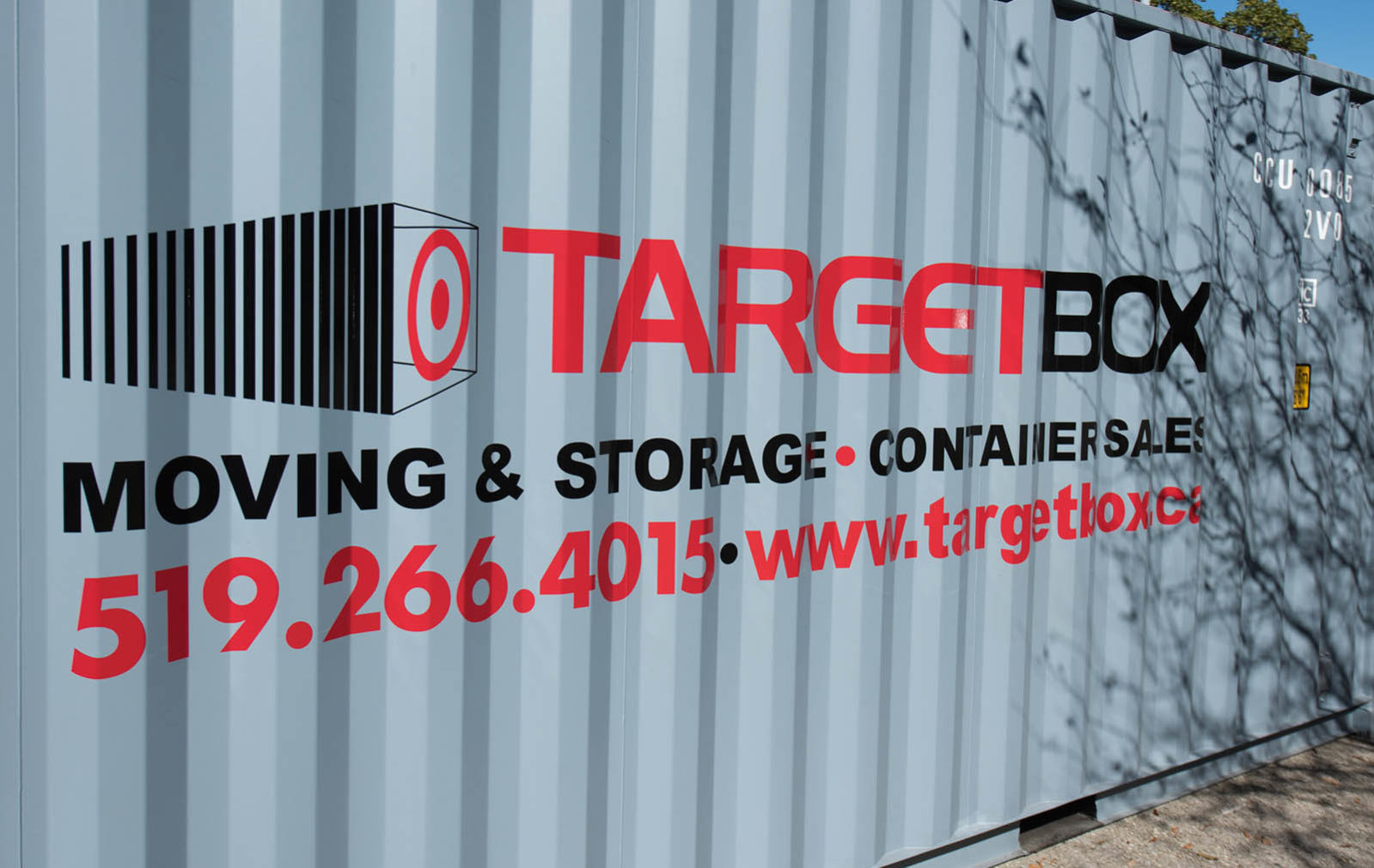 Residential Storage Pods - Guelph ON