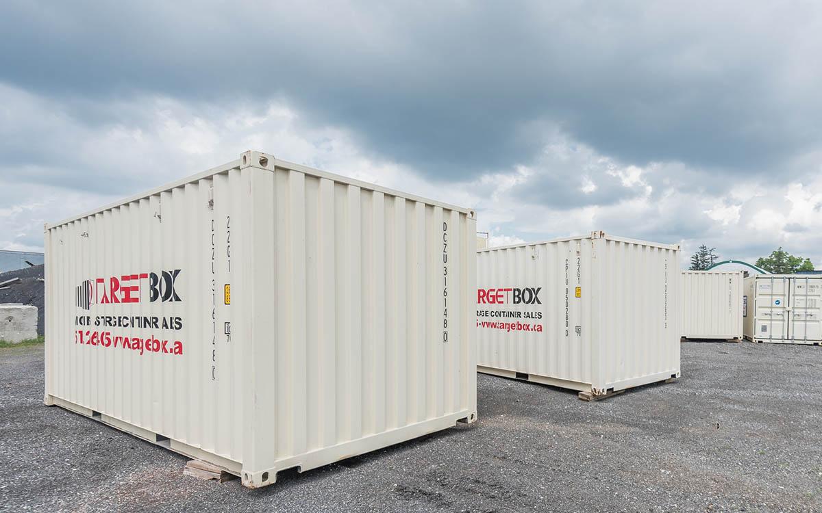 Secured Yard Storage - Kitchener ON