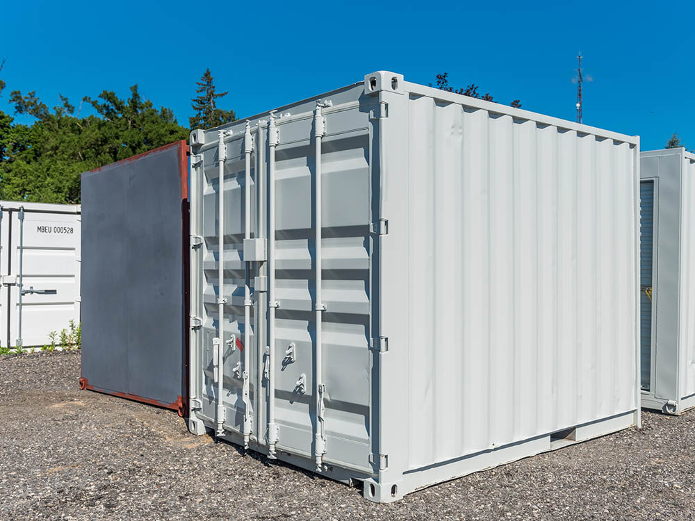 Storage Containers for Business in Stratford