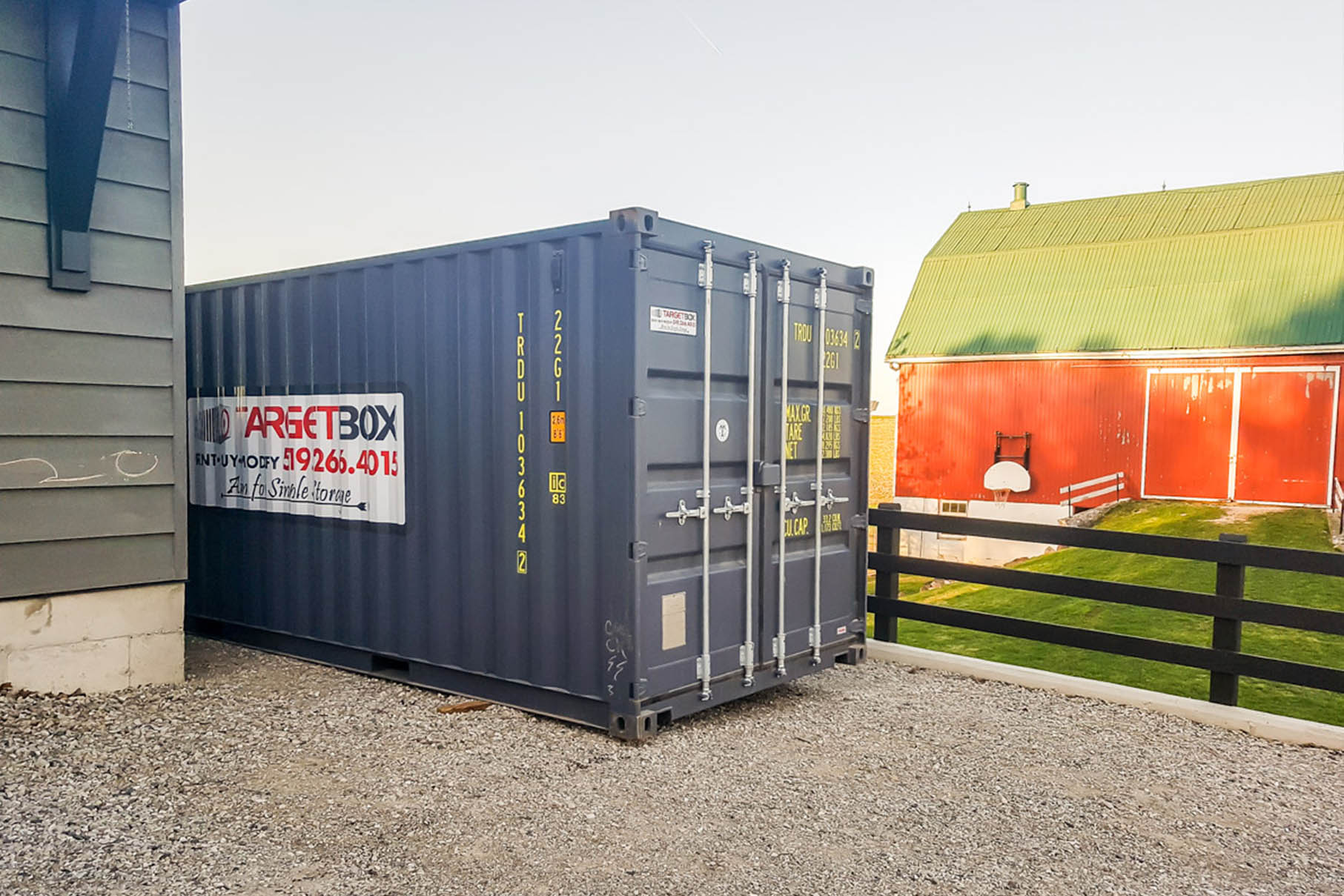 Storage Pods for Residential Use in Abbotsford BC