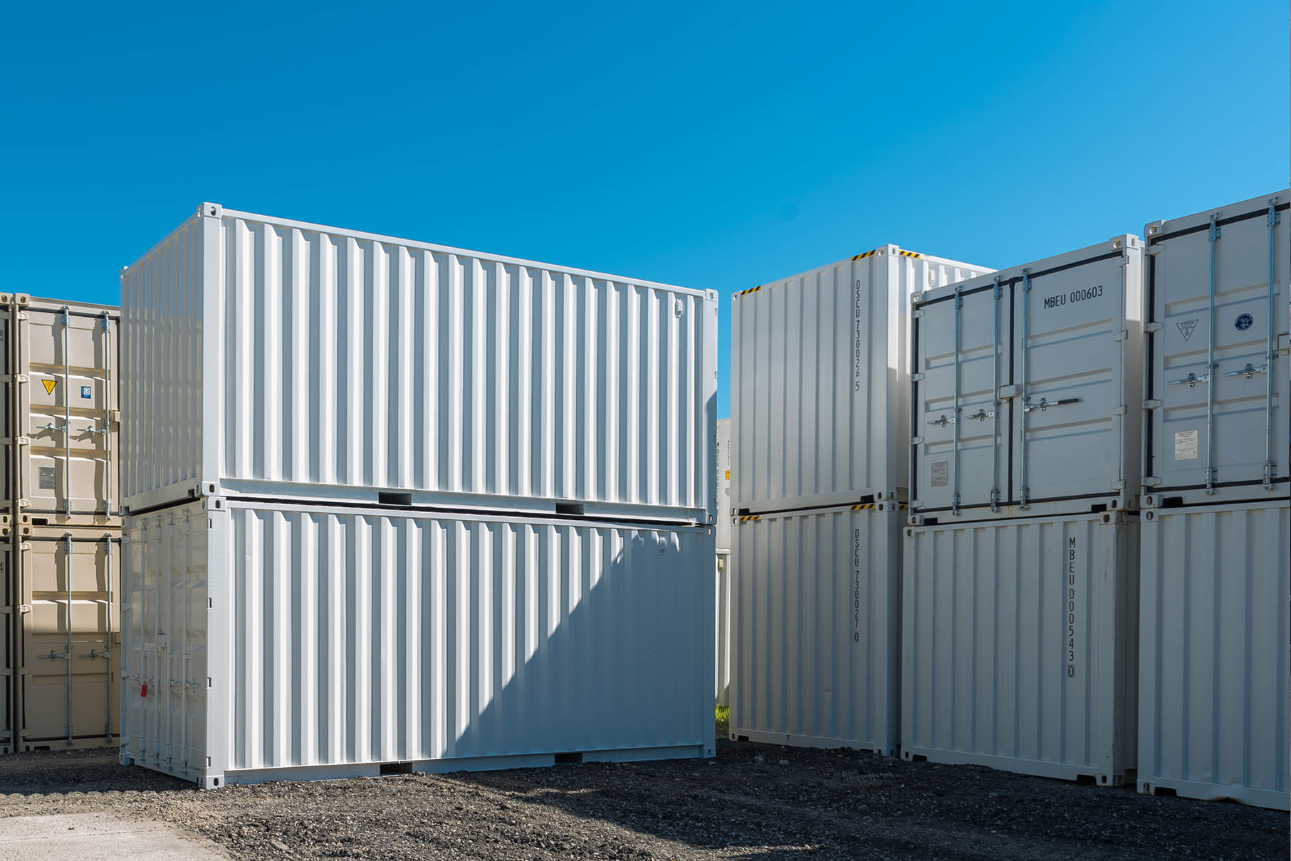 Storage on a Secured Yard in Abbotsford BC