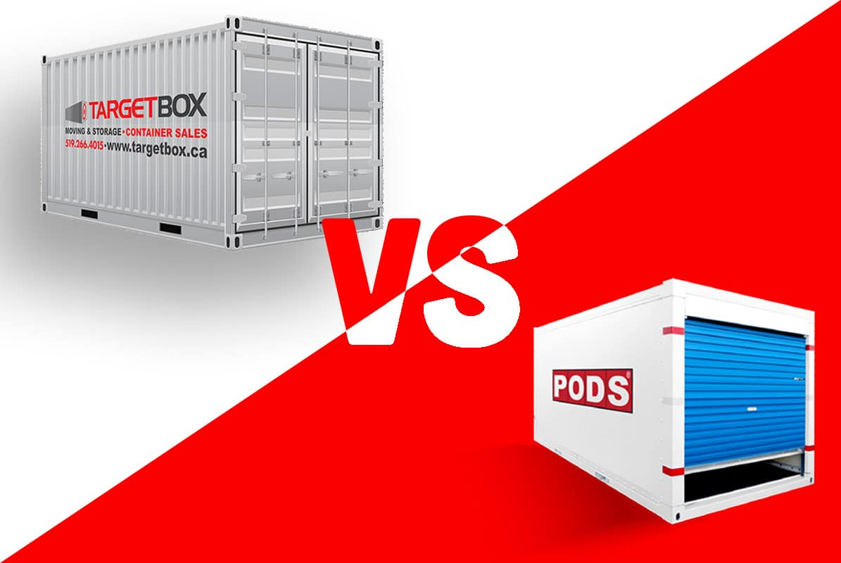 Shipping Containers Vs. Pods What Is Better For Your Next Move