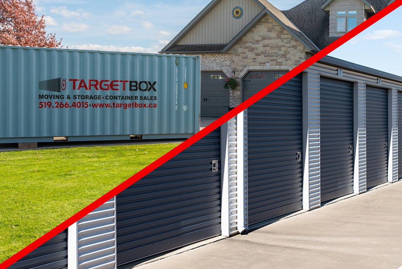 Shipping Containers Vs. Self-Storage Units: Which option is the best?