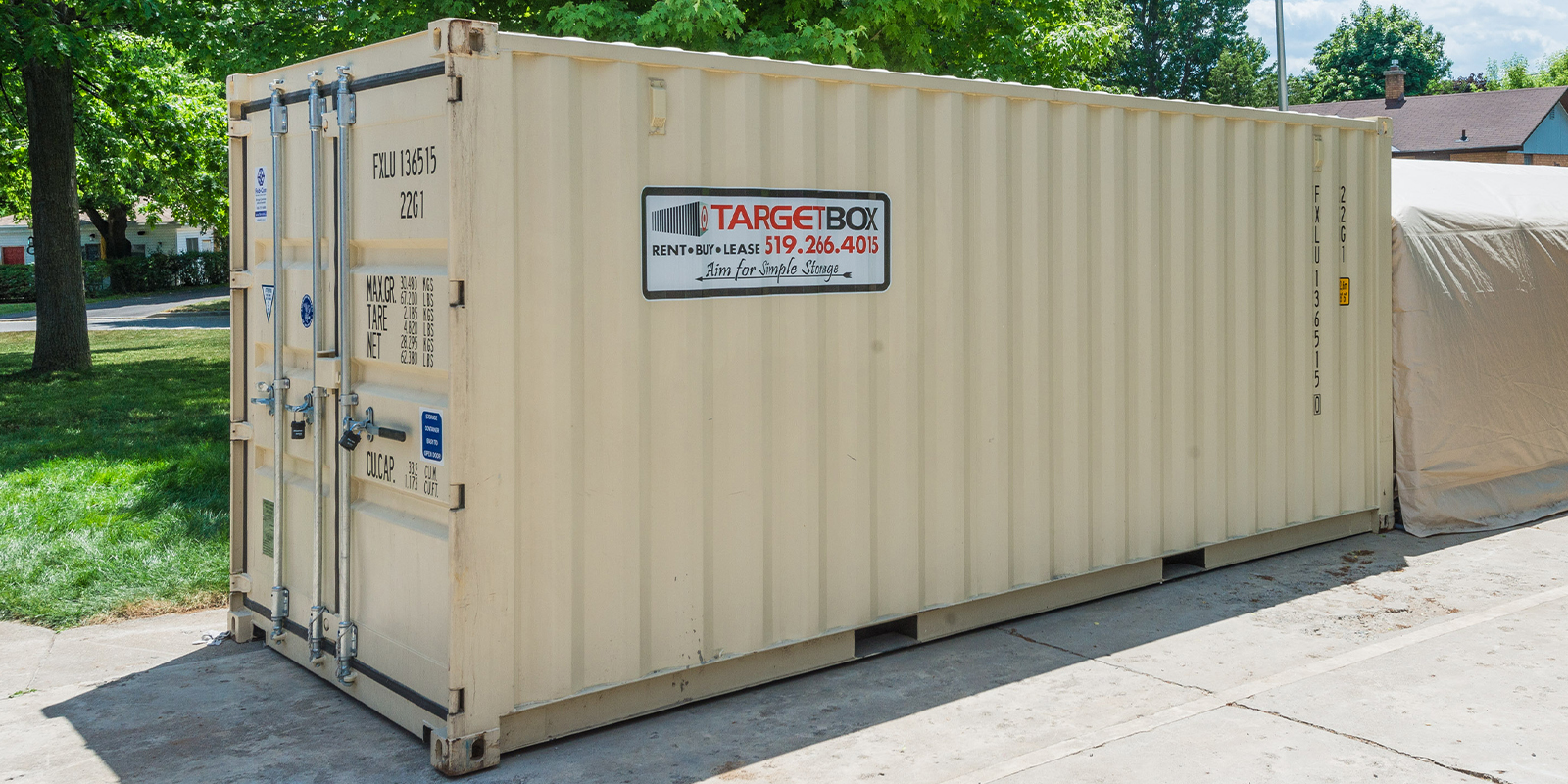 5 Ways That Shipping Containers Offer Safe & Secure Storage