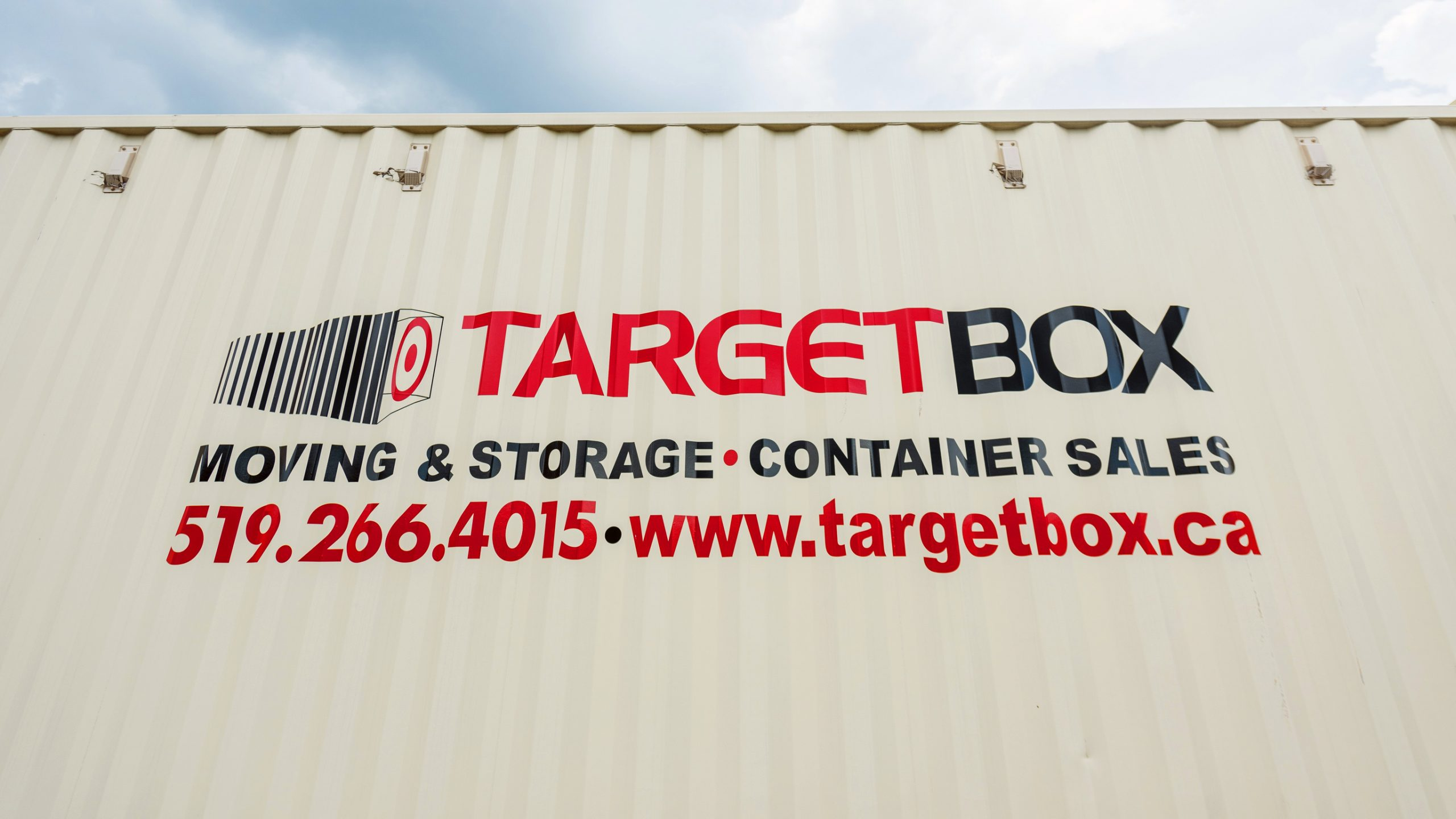 TargetBox Shipping Container
