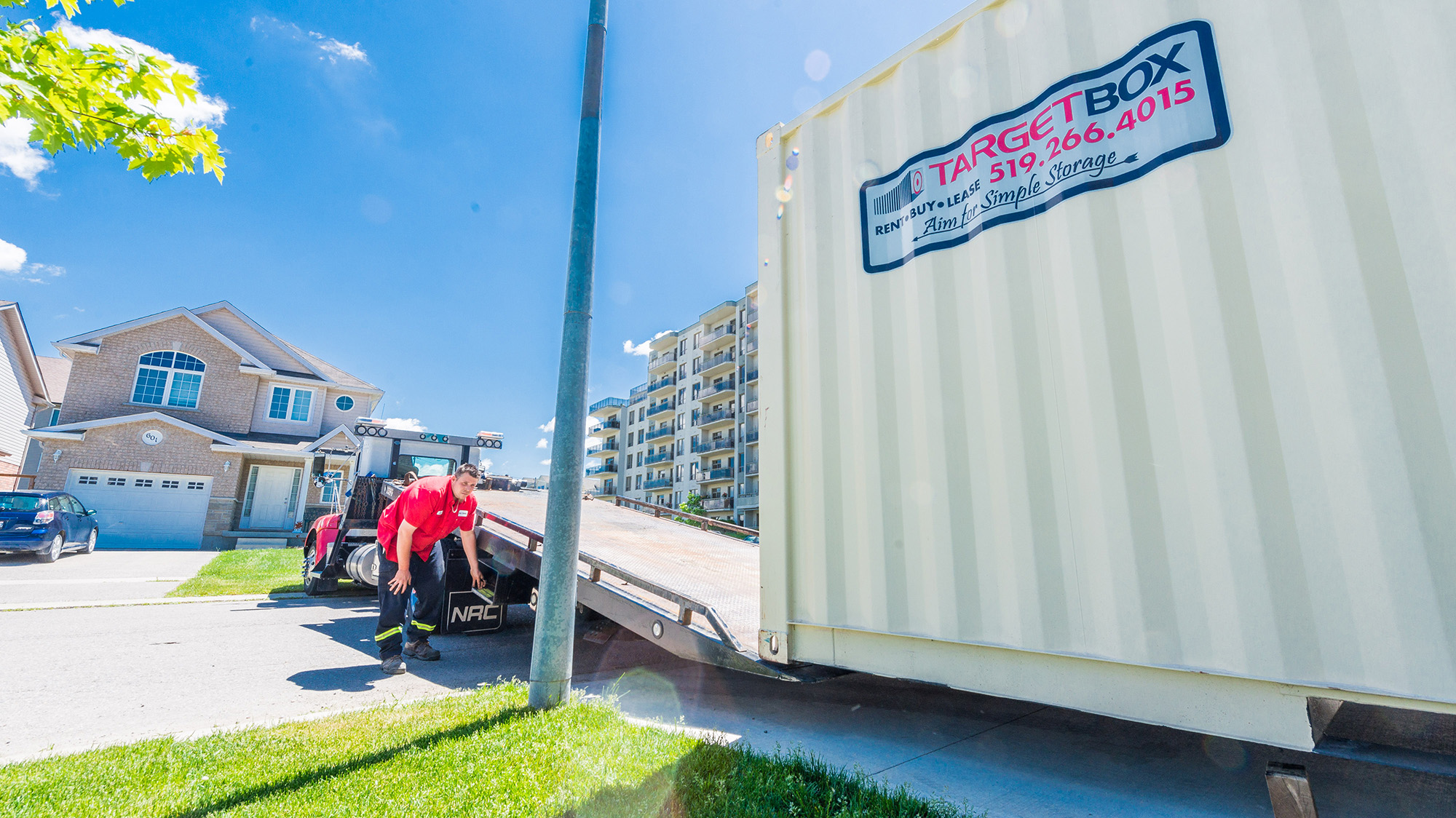 The Top Four Things to Consider for Your Shipping Container Delivery