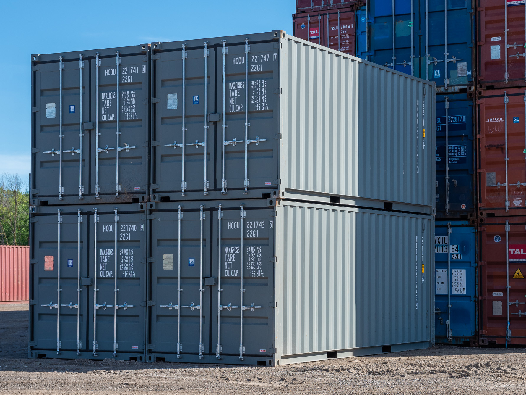 20 feet new shipping containers for sale - 2